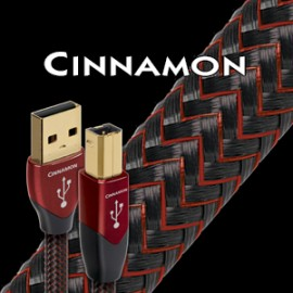 AudioQuest - USB Cinnamon A to B Plug
